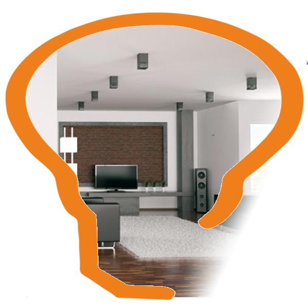 Instalación electrica e iluminación hogar en Huesca